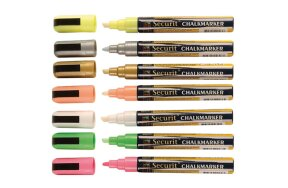 CHALK MARKERS 2-6mm